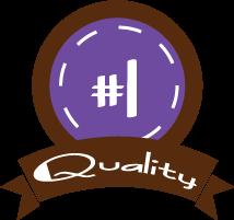 #1 Quality