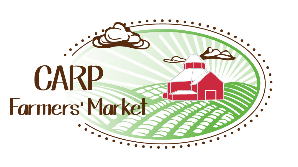 Carp Farmers' Market Logo