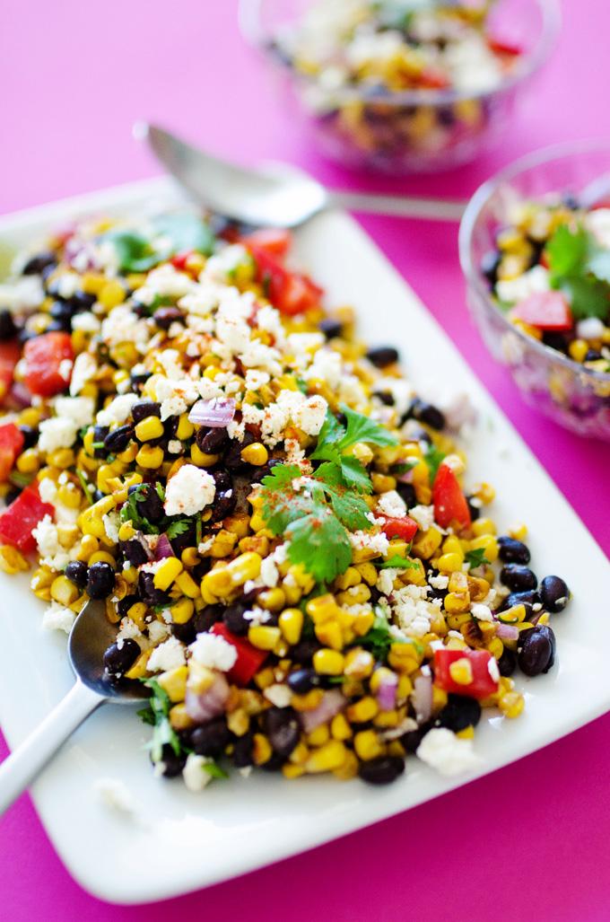 Food Network Mexican Street Corn