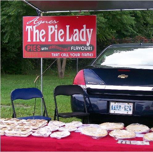 Agnes the Pie Lady